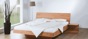 The ideal sleeping place is key to disturbance-free sleeping!
