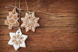 Christmas cookies with saffron – helpful when suffering under sleep disturbances